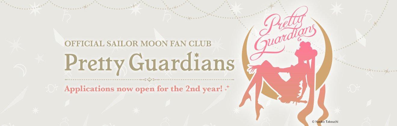 Official Sailor Moon Fan Club 2nd