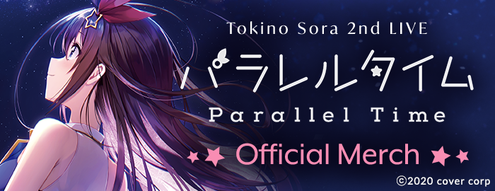 Tokino Sora 2nd Live Parallel Time