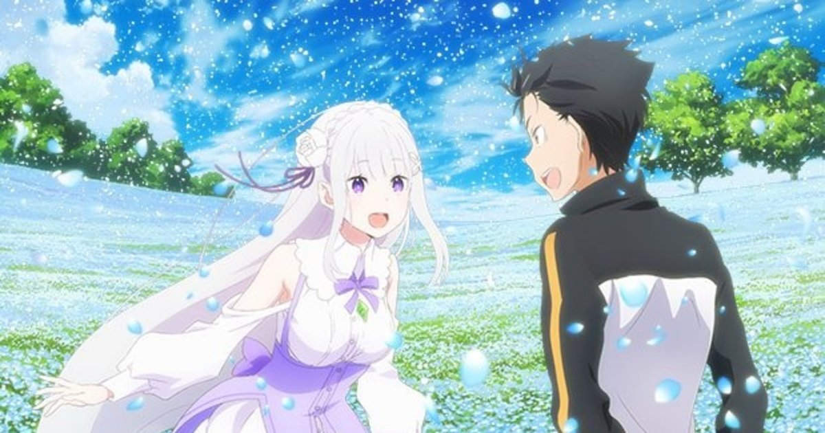 Re Zero Memory Snow Releases Second Visual And Story Anime News Tom Shop Figures Merch From Japan