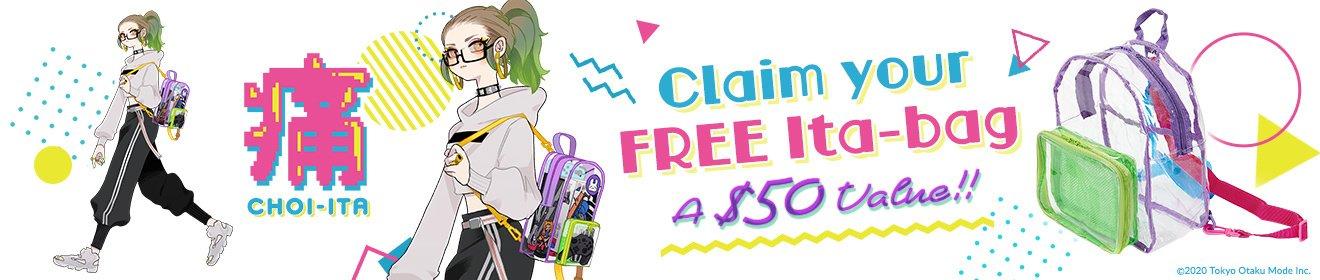 Free Ita-bag!