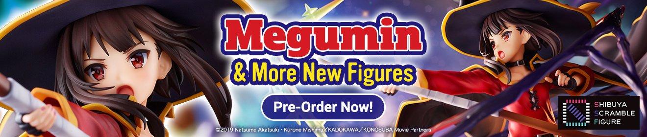 Megumin from eStream