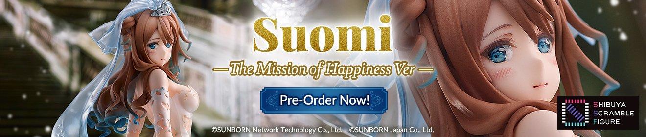 [eStream] Suomi: The Mission of Happiness Ver. 1/7 Scale Figure