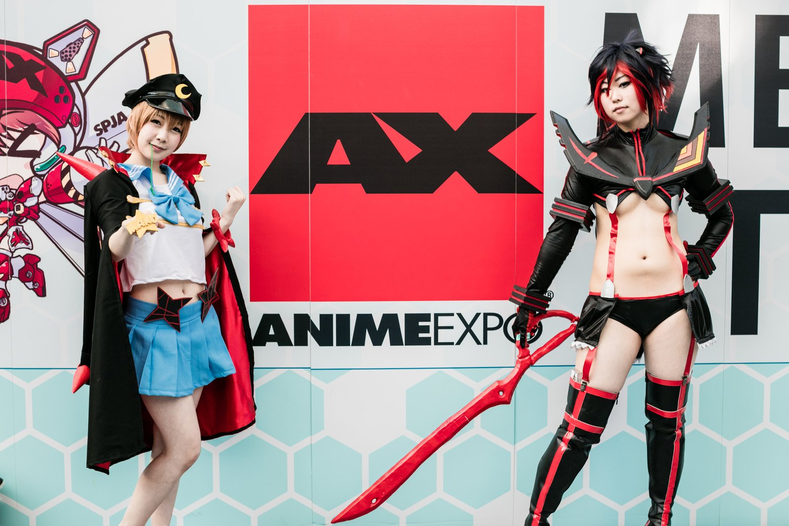Anime Expo 2015 Photo Report Amazing Cosplay Featured News