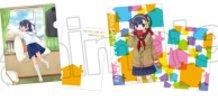 Oya-san wa Shishunki! Clear File Set