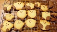 Kirby Cookies