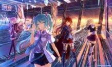 The emotional world【Vocaloid】