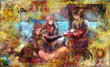 Rulers of the Seasons (Summer)