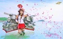 Kantai Collection-Kancolle- cosplay !