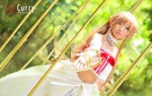 Alfheim online Asuna Yuuki