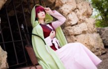 Yona Hime (Akatsuki no Yona) Cosplay by Calssara