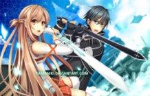 Fanart: Sword Art Online