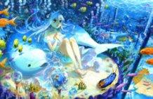Pearl princess in love