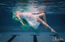 Hatsune Miku Underwater