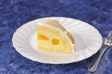 """Evangelion Cake ~ Moon Crater Cake & Nagisa Kaworu"""