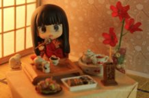 Nendoroid Sawako Kuronuma Figure Photography