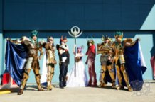 Magnificent Cosplayers from Wonder Festival 2013 Winter!