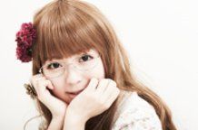 Ami Himesaki from LinQ as Alicia 『Shinigami Hime no Saikon』