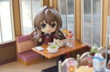 Aisaka Taiga Eating Out!