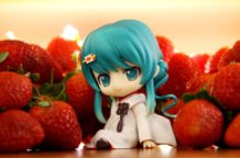 Me or strawberry?