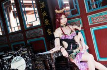 Dynasty Warriors  -Diao Chan  ◎HIKO
