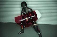 Female MSF Soldier Sneaking Suit (zero.ver)