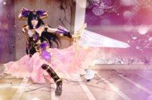 Tohka  Yatogami:Date  A Live cosplay