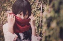 Mikasa Arckerman child ver.