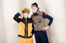 Naruto and Iruka [NARUTO]