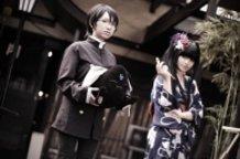 xxxHOLIC:  Watanuki and Yuuko