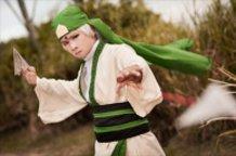 Magi: The Labyrinth of Magic - Ja'far