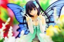 A fairy in the garden