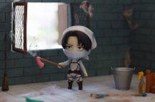 Nendoroid Levi Cleaning Version