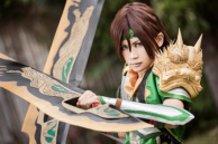 Dynasty Warriors - Guan Xing