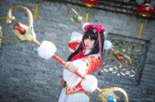 Dynasty Warriors 8 | Da Qiao