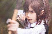 Shingeki no Kyojin - Sasha Braus