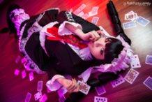 Celestia Ludenberg | Dangan Ronpa
