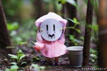 Ren-chon on a Rainy Day