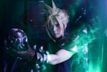 Final Fantasy VII Cloud Strife