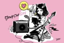 Stray Cat Girl