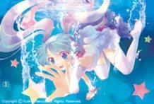 Underwater Miku