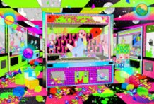 the arcade girl