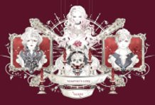 VAMPIRE'S LOVE CD Jacket First-Release Limited Edition B