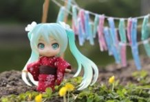 Miku Hatsune on Japan Children's Day