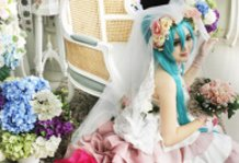 Hatsune Miku Wedding Day