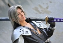 Sephiroth - CRISIS CORE-FINAL FANTASY VII