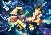 Twinkling Tetris