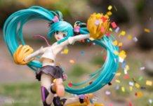 Cheerful Miku
