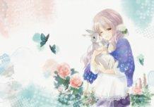 """Rabbit's """"Mofu Mofu"""""""