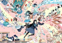 School Girls Ranger