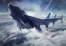Airborne fighter